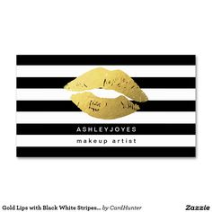 Shimmering gold cosmetologist damask black card pinterest black business cards zazzle reheart Choice Image
