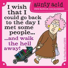 Walk the #hell away