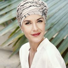 Christine Headwear : Lotus Turban