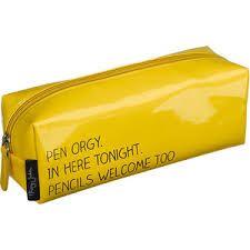 Resultado de imagen para funny pencil pouch