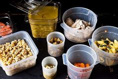 Mastering Leftovers.  How to waste less and make more.