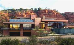 I will dream about this Sedona Home all night long!