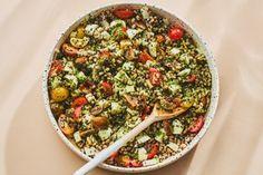 How to Make Grain Salad Without a Recipe | Epicurious.com