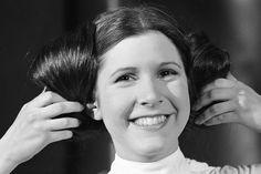 Peter Mayhew, Carrie Fisher, Chewbacca, Princesa Leia, Mark Hamill, Harrison Ford, Meninas Star Wars, Star Wars Brasil, Princess Leia Buns