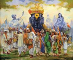 Indian Artwork, Indian Art Paintings, Unique Paintings, Shivaji Maharaj Painting, Shivaji Maharaj Hd Wallpaper, Lord Krishna Wallpapers, Lord Shiva Painting, Cartoon Girl Drawing, Hindu Deities