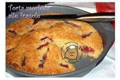 Strawberry's cake , recipies, zuccherofarina