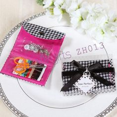 BeterGifts ZH013 Sew Perfect Sewing Kit Bachelorette Favor  #满月酒宴会 #生日庆生 #儿童派对 #baby #crafts  http://detail.1688.com/offer/521000950977.html
