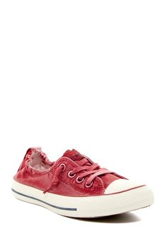 Washed Shoreline Slip-On Sneaker (Women) by Converse on @nordstrom_rack