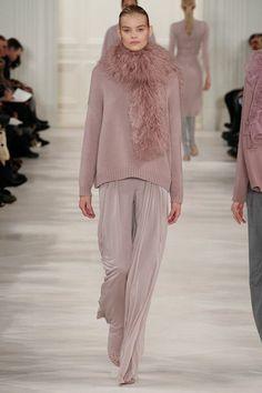 Ralph Lauren, New York Fashion Week, Herbst-/Wintermode 2014 New York Fashion, Runway Fashion, Trendy Fashion, Winter Fashion, Fashion Show, Womens Fashion, Fashion Design, Vogue, Mode Outfits