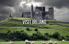 ✔ Bucket List: Visit Ireland