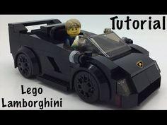 Lego Lamborghini Tutorial! - YouTube