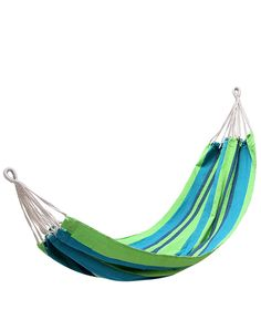 would you like to relax on beach?  This will bring you more comfortable to your journey, you can lay with your girlfriend to enjoy the sunshine. wooops! if the sad story is you don't have girlfriend, don't worry about it, show your body to these little girls on the #canvas #hammock. you gonna have one.  http://www.tomtop.cc/vEvu2i
