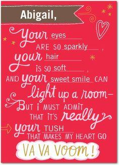 Irresistible You - Valentine's Day Cards in Bright Red | Hallmark
