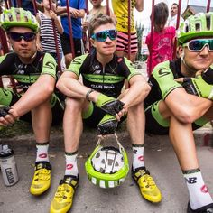 """""""Three Americans and two Kings all on one team. #rideargyle #pairofkings #cannondalepro"""""""
