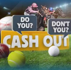 Betfair Cash Out - as seen on TV. A £25 free bet is available to use on the new Cash Out feature at Betfair.