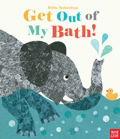 """Get Out of My Bath!"" by Britta Teckentrup is one of 10 nominees for the 2016 Missouri Building Block Picture Book Award."