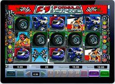 Играть в онлайн казино на реальные деньги на автомате Formula 1.  Скорость, драйв и адреналин в потрясающем игровом автоматеFormula 1, который можно легко найти в онлайн казино. Гемблеры получат реальные деньги, принимая участие в азартной игре, собрав необходимую комб Formulas, Games, Gaming, Toys, Plays, Spelling, Game