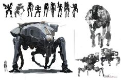 mech-explore by *TransientFlux on deviantART