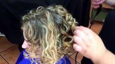 Hairstyle with Flat Curl Stick   Curly Updo   Santana Peluqueros  Now video!How to use a Flat Curl Stick for a fantastic waves.Suscribe and give us a like if you like!  Estrenamos video!Como utilizar el stick rizador para un acabado de ondas espectacular.Suscríbete y danos un like!