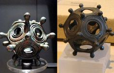 The mysterious dodecahedron Roman finds came from all over Europe: from Wales to Hungary, from Italy to Germany. The function and use of the Roman dodecahedron remain a mystery, partly because they are not mentioned in any report, record or image of the Roman era.