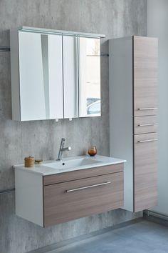 Stylová koupelna - inspirace od českého výrobce koupelnových skříněk Dřevojas