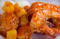 Del Monte - Curried Shrimp with Pineapple