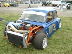 *OOOF* : The Retro Rides Manifesto | Retro Rides Plane Engine, Wide Body, Classic Mini, Minis, Planes, Mad, Engineering, Wheels, Soup
