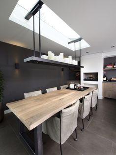 De Toren Interieurs - Prachtig open villa interieur - Hoog ■ Exclusieve woon- en tuin inspiratie.