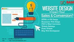 SAM WEB SOLUTION is ideal web designing company for designing your attractive websites for various services. We design your websites from the hands of professional web designers who have ability to make your website look more attractive. We use updated version for designing your website in a professional manner.