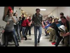 Russellville High School lip dub to Black Eyed Peas - I Gotta Feeling. Makes me proud to be a Cyclone Alum. This is awesome!