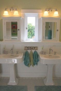 Jack and jill bathroom design could we do this with for Kids jack and jill bathroom ideas