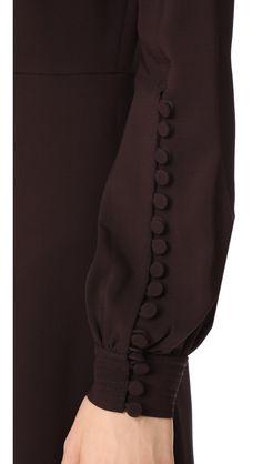 Kurti Sleeves Design, Kurta Neck Design, Sleeves Designs For Dresses, Dress Neck Designs, Stylish Dress Designs, Sleeve Designs, Blouse Designs, Abaya Fashion, Fashion Outfits