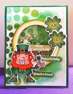 Happy St Patrick's Day Birthday