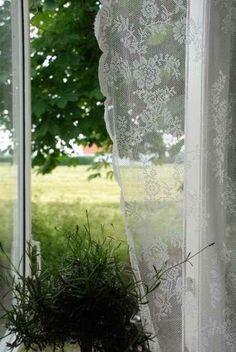 So ist dann der Ausblick vom Küchenfenster aus.  GENAU SO  !!!!!