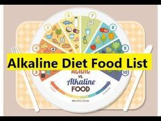 Alkaline Diet Food List - Alkaline Diet Meal Plan