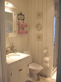 kicsi fürdőszoba provance - Google keresés