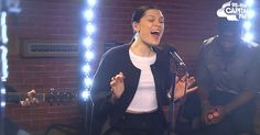 Jessie J covers Stay With Me