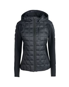 BACON Women's Jacket Black XS INT