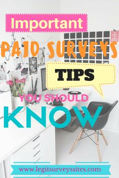 Now, let's discuss several of the most important paid surveys tips you…