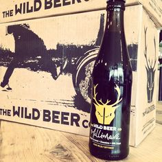 Millionaire is in the house. Salted caramel, chocolate milk stout. Yep. It is as awesome as it sounds. Perfect Sunday afternoon refreshment. #wildbeerco #millionaire #saltedcaramel #milkstout #beer #stockbridge #Edinburgh