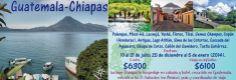 Chiapas Guatemala