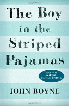 The Boy in the Striped Pajamas by John Boyne: When Bruno comes home from school; he finds everything being packed. His father has been promoted and the family is moving far away, where there is no one to play with and nothing to do. A fence surrounds the new house cutting Bruno off from the strange people he sees in the distance. Exploring his new home, Bruno meets a boy whose life and circumstances are different to his own. Their meeting results in a friendship with devastating…