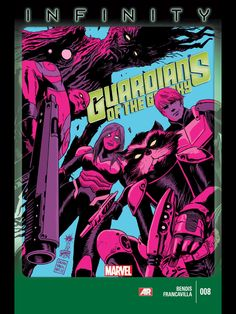 Favorite Guardians of the Galaxy art