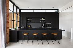 Killarra (Camberwell) by CS-A | Camberwell, VIC, Australia | 12.04.2019 Interior Design London, Recycled Brick, Timber Cladding, Art Deco Home, Küchen Design, Modern Kitchen Design, Portfolio Design, Interior Architecture, New Homes