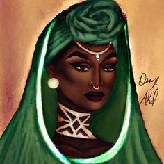 Black Women Art! – Instagram: Osaze_Akil  : : submission : :