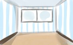 How to Make a Ceiling Look Higher: 9 Steps (with Pictures) - Use Vertical Patterns to Good Effect - EJ