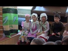 Divadelní představení MŠ Jedovnice O kohoutkovi a slepičce - YouTube