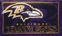 NFL Baltimore Ravens Mats - NFL Football Baltimore Ravens Coir Coco Welcome Mat – Doormat. $32.99 Only.