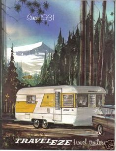 TravelEze travel trailer