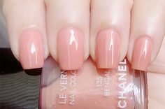 CHANEL - Bengal 135 I absolutely j'adore this color!!! WANT IT!!!